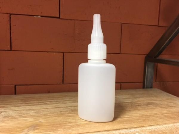 Liquidflaschen Oval 50 ml