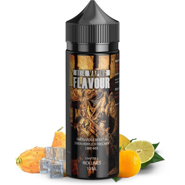 The Vaping Flavour Aroma Ch. 4 - Rick Limes 10 ml